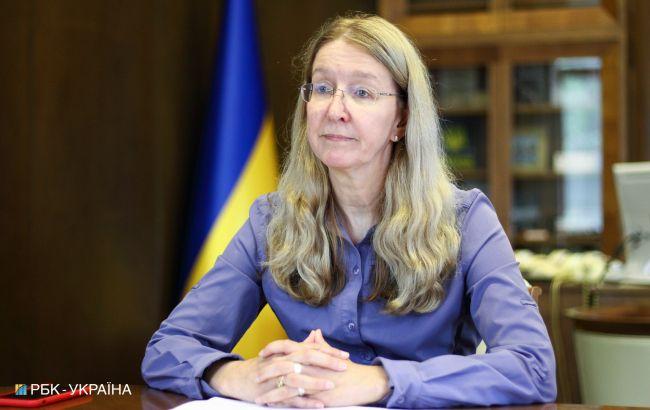 Супрун розкритикувала організацію роботи громадського транспорту в Україні
