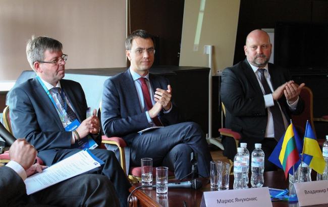 Украина расширяет железнодорожное сообщение со странами ЕС, - Омелян