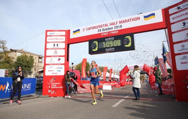 2nd Zaporizhstal Half Marathon завершил беговой сезон Run Ukraine Running League 2018
