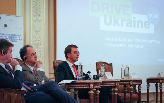 В Украине маршрутные такси заменят на неолайнеры до 2030 года, - Омелян