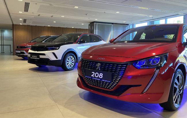 12 премьер: какие новинки Peugeot, Citroen, Opel и DS появятся в Украине в ближайшие полгода