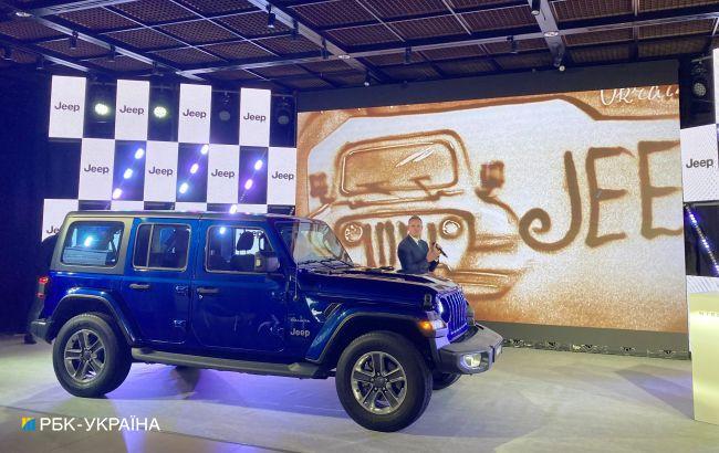 Перезагрузка Jeep в Украине: новая модельная линейка и Grand Cherokee как конкурент Toyota Land Cruiser 300