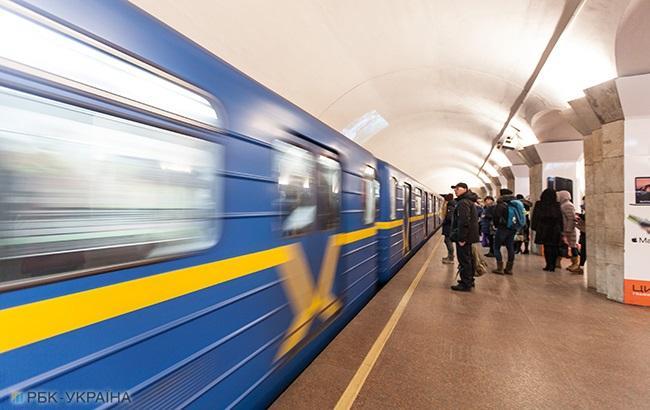 "Фото: станция метро ""Майдан Независимости"" (Андрей Коваль/РБК-Украина)"