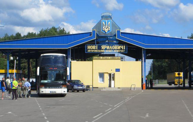 Фото: на границе с Украиной умер россиянин