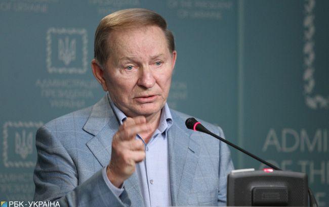 Україна запропонувала створити робочу підгрупу ТКГ з питань кордону, - Оліфер