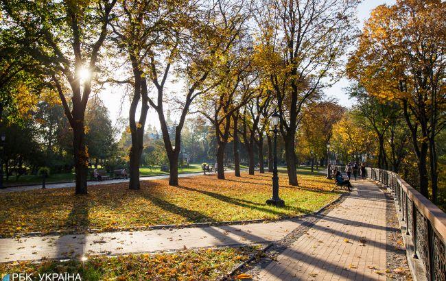 Укргидрометцентр дал прогноз на ноябрь