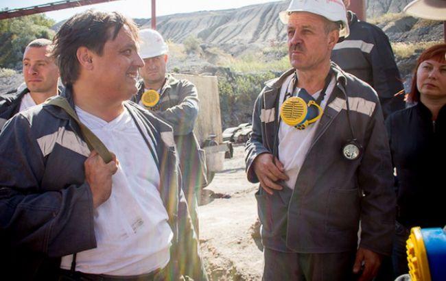 Профсоюз шахтеров пригласили к участию в реформах отрасли, - АПУ