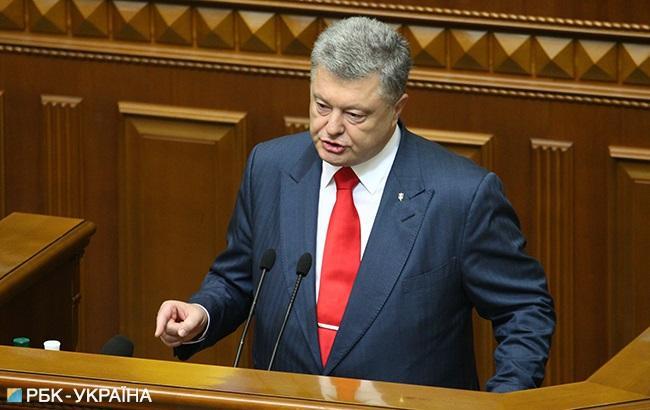 В Украине сейчас нет шансов на снятие моратория с продажи земли, - Порошенко