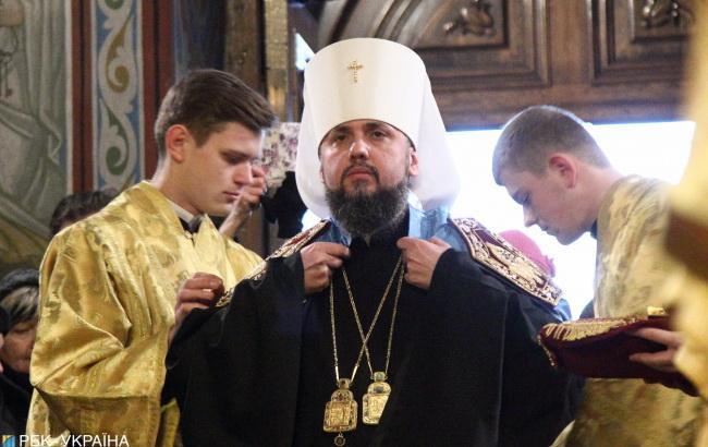 Епіфаній розповів про статус Онуфрія і Московського патріархату після Собору