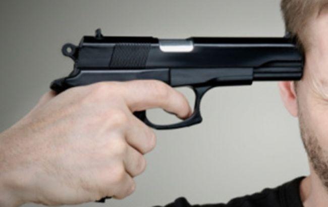 У зоні АТО застрелився боєць Нацгвардії