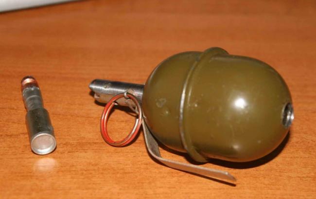 Фото: граната РГД-5