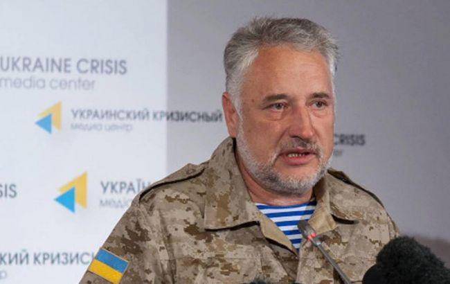 Жебривский допускает силовой вариант решения конфликта на Донбассе