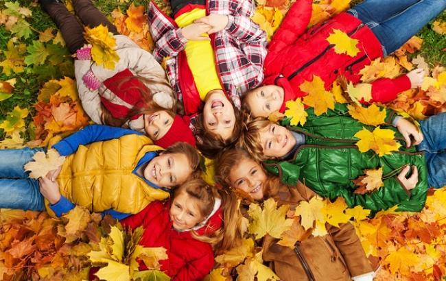 Фото: Осенние каникулы (childcamp.com.ua)