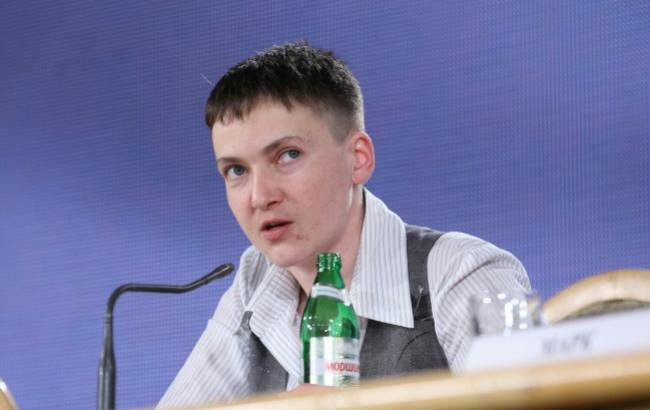 Фото: Надежда Савченко (Виталий Носач)