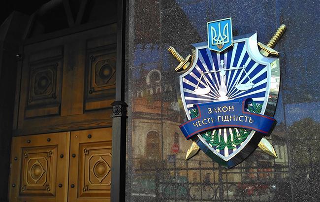 Фото: заарештований екс-голова Київської обласної податкової (РБК-Україна)
