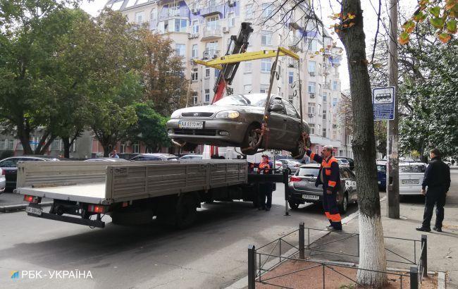 Когда в Украине могут забрать авто на штрафплощадку: в полиции назвали основания