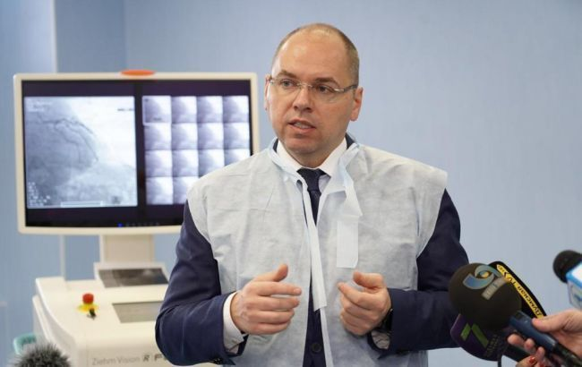 Сто врачей заболевали коронавирусом в Украине в день