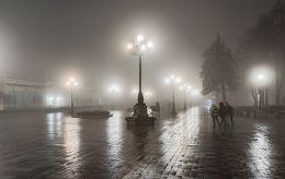 Синоптики рассказали, какие области Украины накроют густые туманы и дожди