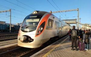 УЗ изменила движение некоторых поездов и назначила дополнительный во Львов