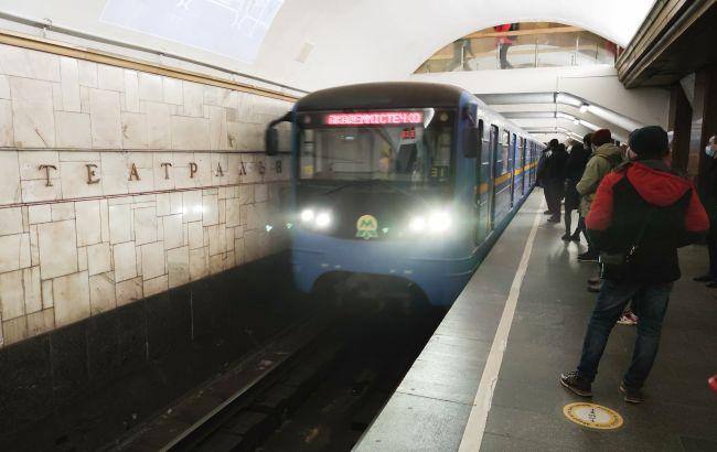 Стало известно, как будет работать метро во время локдауна в Киеве