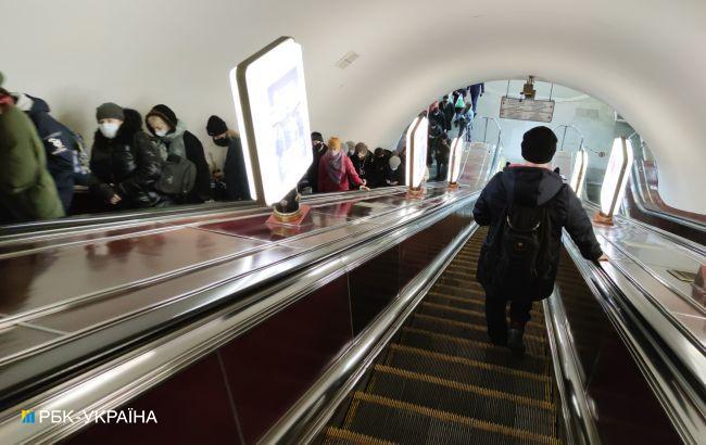 В метро Киева установят более 300 камер видеонаблюдения: где они появятся