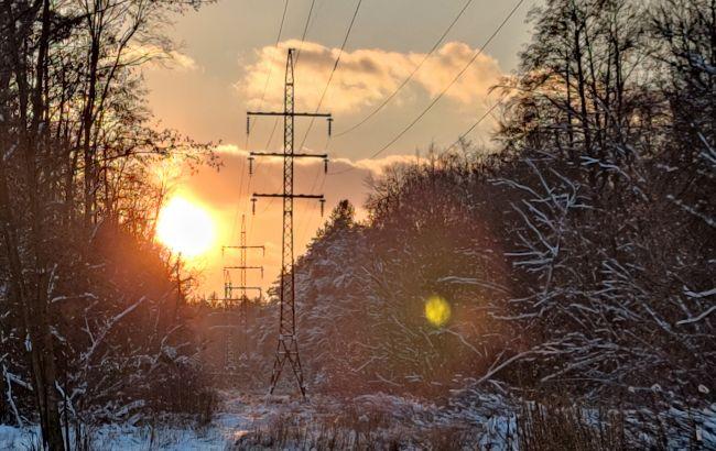 Споживання електроенергії в Україні значно зросло через морози
