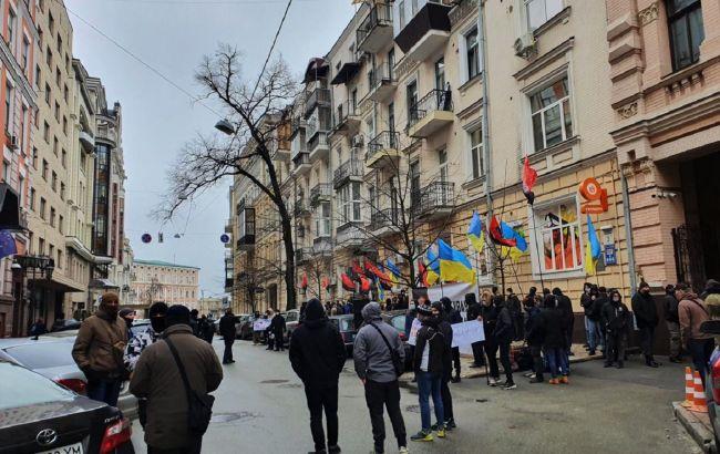 Активисты призвали Малюську остановить попытки рейдерских захватов людей Януковича
