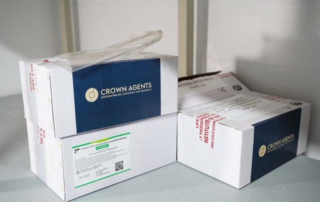 Київ поки не почав вакцинацію від COVID. Препарат ще не доставили