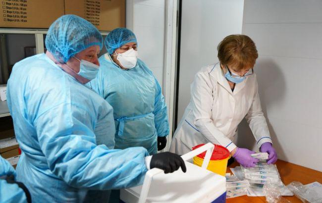 У Вінницькій області розпочали вакцинацію від коронавірусу