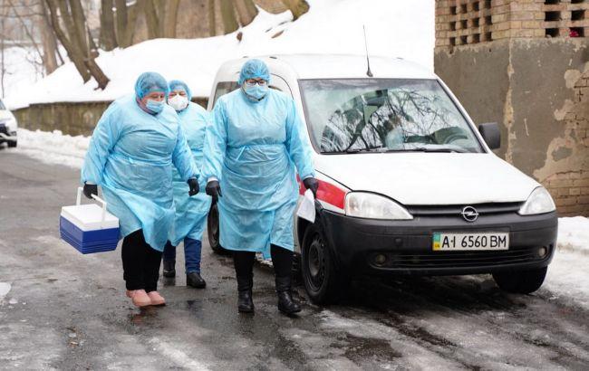 Вакцинація від COVID почалася ще в одній області України