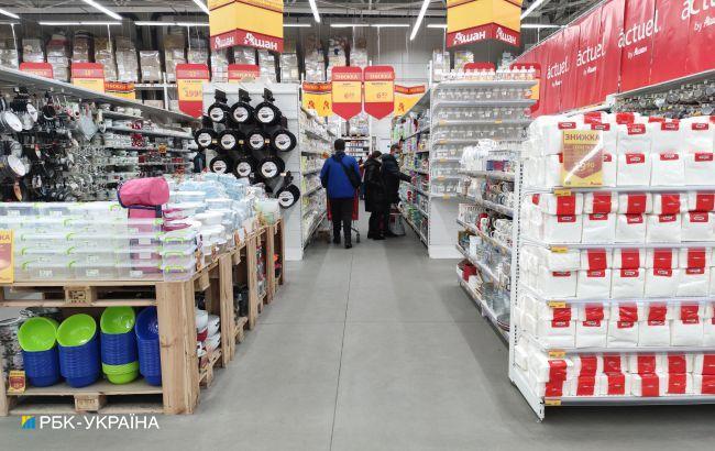 Квітневий локдаун сильно вдарив по роздрібній торгівлі в Україні