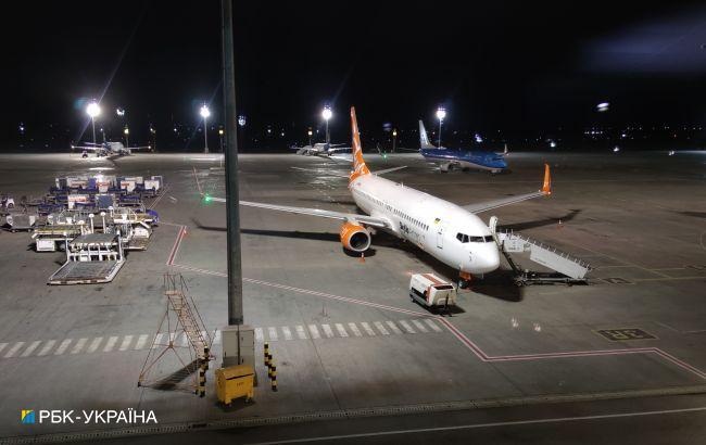 SkyUp запускает рейсы из Киева в Мадрид