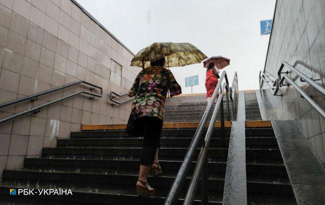 Дощі з грозами: синоптики розповіли, де буде негода в перший тиждень серпня