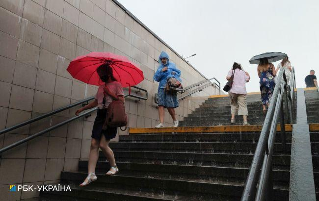Жара и дожди с грозами: какой сегодня будет погода в Украине