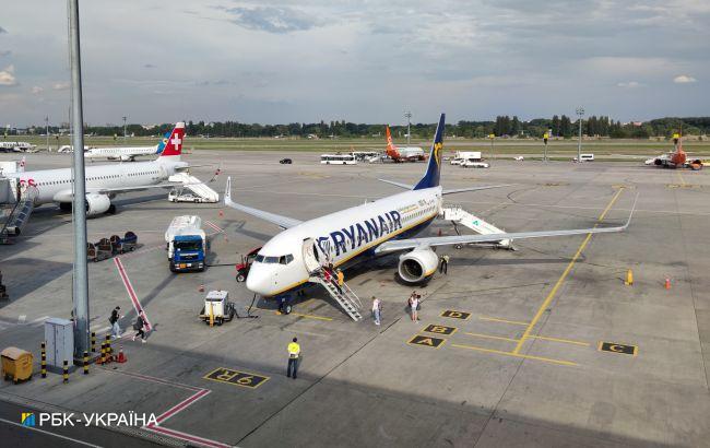 Ryanair планує масштабне розширення в Україні, але є важлива умова