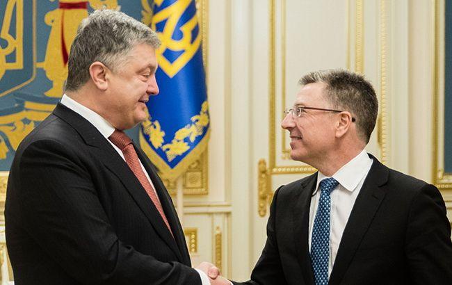 Порошенко і Волкер візьмуть участь у форумі по Криму