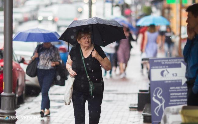 Фото: в Украине пройдут дожди (РБК-Украина)