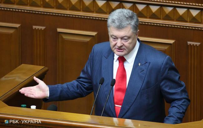 Порошенко: від візитів Путіна до Криму півострів не стане російським