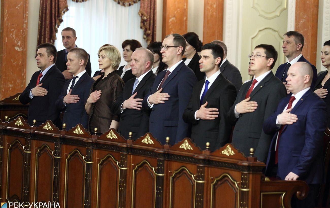 В Україні судді ВАКС тепер обираються на 2 роки