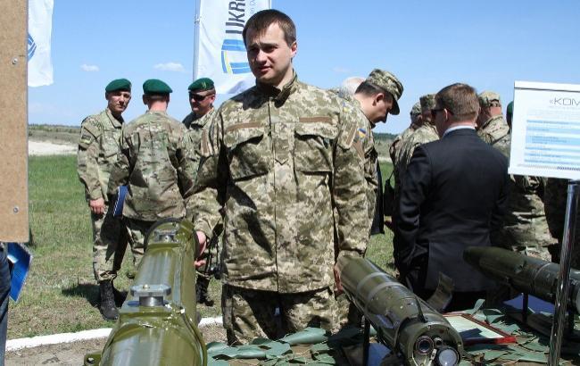 Березенко планує збільшити держзамовлення оборонних підприємств Чернігівської області