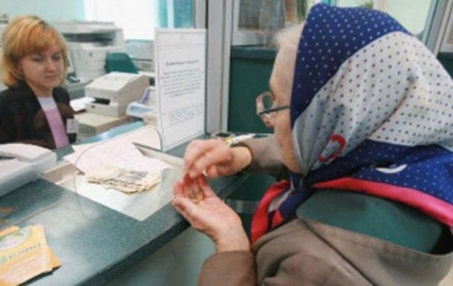 В Україні сьогодні обмежуються пенсії працюючим пенсіонерам