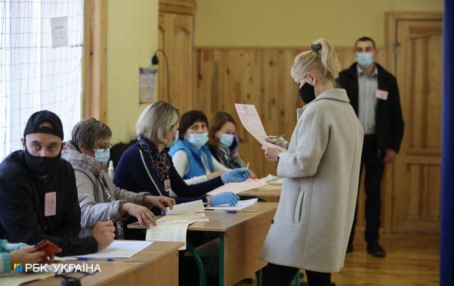 Явка на местных выборах в Киеве ниже, чем на парламентских