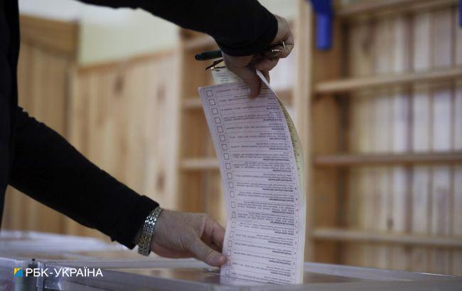 Результаты выборов мэра Киева объявят до 6 ноября