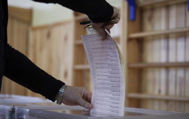 Результаты выборов мэров в городах Украины