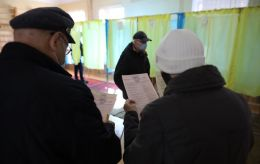 Результати виборів до місцевих рад