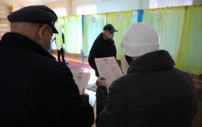 Результаты местных выборов 2020 в Украине
