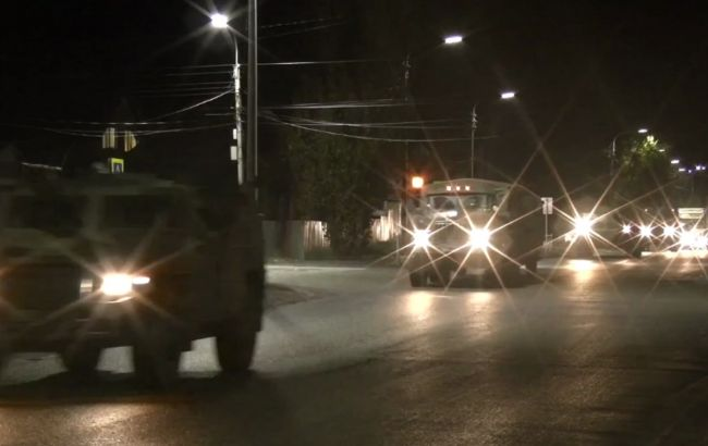 Росія вже відправила миротворців в Нагорний Карабах