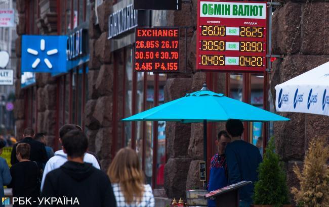 НБУ с начала года проверил почти 800 пунктов обмена валют