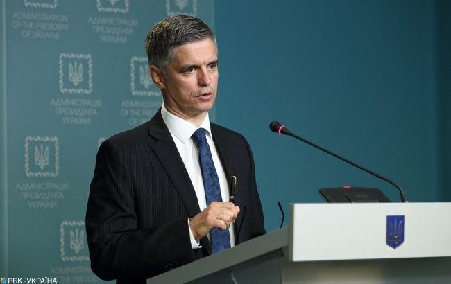 Пристайко уточнив терміни розведення військ на Донбасі