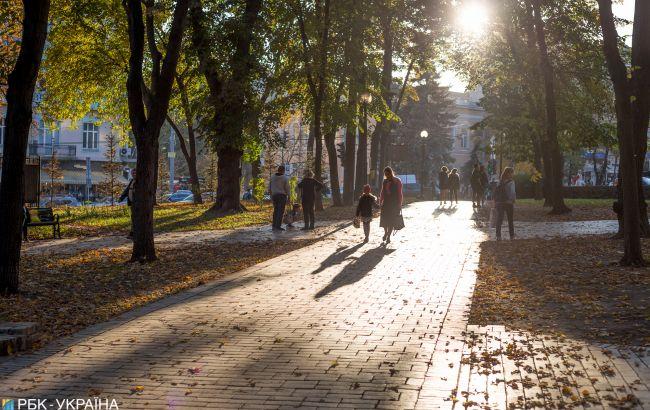 Укргідрометцентр дав прогноз на жовтень
